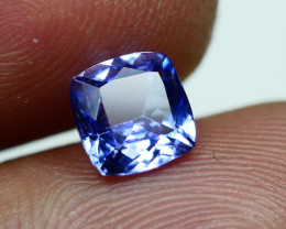 1.075CRT BEAUTY PEAR PURPLE BLUE TANZANITE -