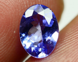 0.920 CRT WONDER BEST FULL TANZANITE TOP QUANLITY GEMSTONE -