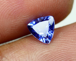 0.830CRT BEAUTY PURPLE TANZANITE -