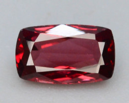 0.90 CT RHODOLITE GARNET FROM MALAY AFRICA tz