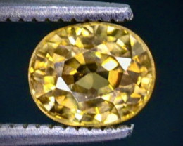 0.94 Crt Zircon  Faceted Gemstone (Rk-33)