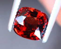 1.02Ct Natural Red Spinel Oval Cut Lot A966