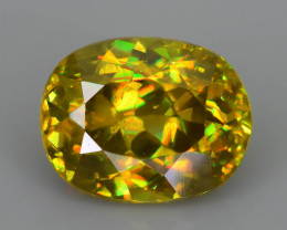 Rare AAA Fire 1.75 ct Sphene Sku-63