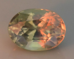 Alexandrite Amazing 0.54 ct Color Change SKU-11
