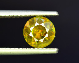 1.80 CT AAA Quality Full Fire Color Change Natural Sphene Titanite Gemston