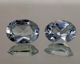 1.63Crt Aquamarine Natural Gemstones JI106