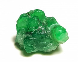Stunning Natural color Cute Damage free unique shape  Swat Emerald Crystal