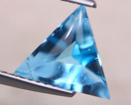 2.30ct Natural Blue Topaz Fancy Cut Lot V8391