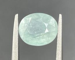 1.72 CT Grandidierite Gemstone