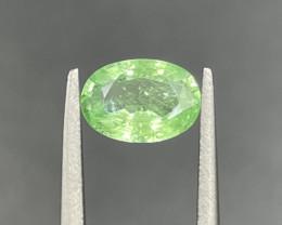 0.85 CT Tsavorite Garnet Gemstones