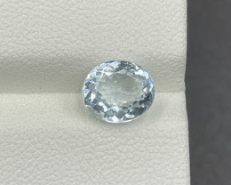 1.78 CT Aquamarine Gemstones