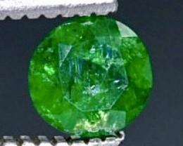 0.36 Crt  Tsavorite Faceted Gemstone (Rk-34)