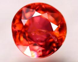 Tourmaline 1.75Ct Natural Pinkish Orange Tourmaline D2605/B31