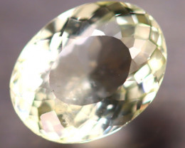 Heliodor 3.17Ct Natural Yellow Beryl D2607/A56