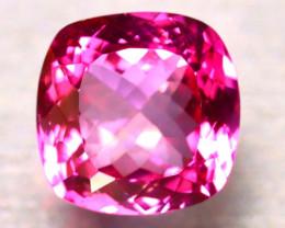 Pink Topaz 8.46Ct Natural IF Pink Topaz D2611/A35
