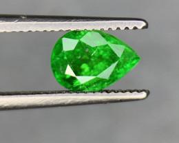 1.19 Cts vivid Green Natural Tsavorite Gemstone