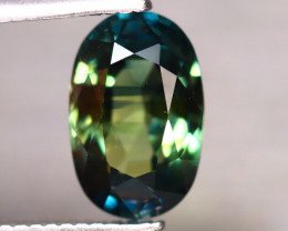 Sapphire 1.60Ct Natural Peacock Sapphire DR558/B25