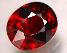 Almandine 8.05Ct Natural Vivid Blood Red Almandine Garnet DR562/B12