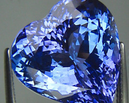 Exclusive  Collection   20.32  Ct. Natural Earth Mined Tanzanite  Tanzania