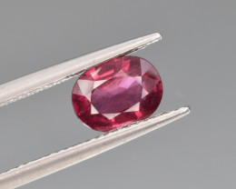 Natural Rhodolite Garnet 1.70 Cts Gemstone