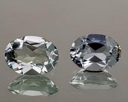 1.65Crt Aquamarine Natural Gemstones JI107
