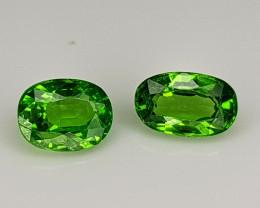 0.81Crt Tsavorite Garnet  Natural Gemstones JI107