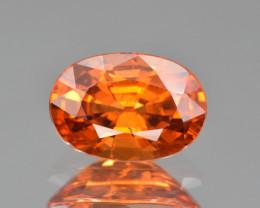 Natural Spessartite Garnet 2.89 Cts Top Color