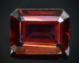 1.91 Crt Natural Rhodolite Garnet  Faceted Gemstone.( AB 60)