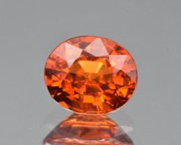 Natural Spessartite Garnet 3.63 Cts Top Color
