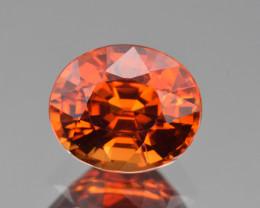 Natural Spessartite Garnet 4.51 Cts Top Color