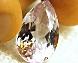 20.58 Carat VVS1 Natural Pink Himalayan Kunzite - Lovely