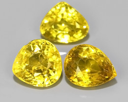 2.80 CTS~STYLISH TOP NEW RARE~COLOR NATURAL PEAR MALI GARNET~