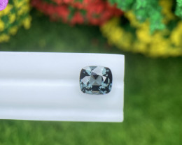 Spinel 2 Cts Green Step cut BGC1419