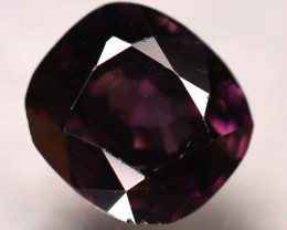 Spinel 2.06Ct Mogok Spinel Natural Burmese Purple Spinel E2717/A121