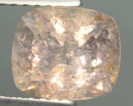 1.80 CTS-BEUTIFUL-TOP EXCELLENT NATURAL SUPER-PEACH-MORGANITE BRAZIL!!