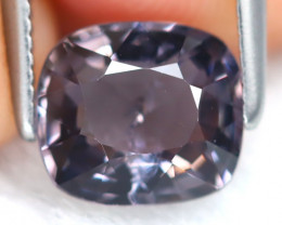 Spinel 1.61Ct Octagon Cut Natural Burmese Purple Spinel B7116