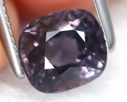 Spinel 1.54Ct Octagon Cut Natural Burmese Purple Spinel B7117