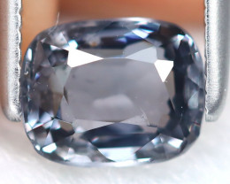 Spinel 1.08Ct Octagon Cut Natural Burmese Blue Spinel B7118