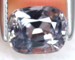 Spinel 1.35Ct Octagon Cut Natural Burmese Purple Spinel B7120