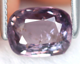 Spinel 1.10Ct Octagon Cut Natural Burmese Purple Spinel B7121