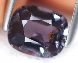 Spinel 1.01Ct Octagon Cut Natural Burmese Purple Spinel B7123
