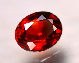 Garnet 1.98Ct Natural Reddish Orange Spessartite Garnet EN56/B34