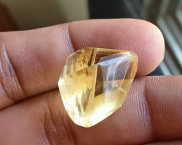 Natural Citrine Gemstone Drilled Bead Excellent Quality VA2359