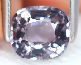 Spinel 1.06Ct Octagon Cut Natural Burmese Purple Spinel B7170