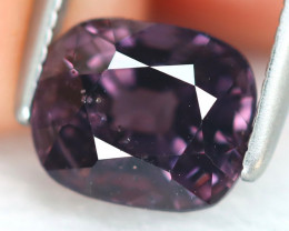 Spinel 1.84Ct Octagon Cut Natural Burmese Purple Spinel B7171