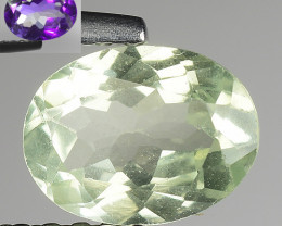 Aig Cert Alexandrite Awesome Color Change Gemstone