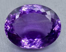 50.69 Crt  Amethyst Faceted Gemstone (Rk-35)