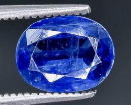 2.17 Crt  Kyanite Faceted Gemstone (Rk-35)