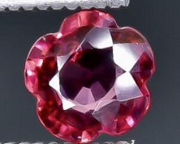 0.86 Crt  Grape  Garnet Faceted Gemstone (Rk-35)
