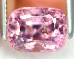 Pink Spinel 1.73Ct Octagon Cut Natural Burmese Pink Spinel B7201